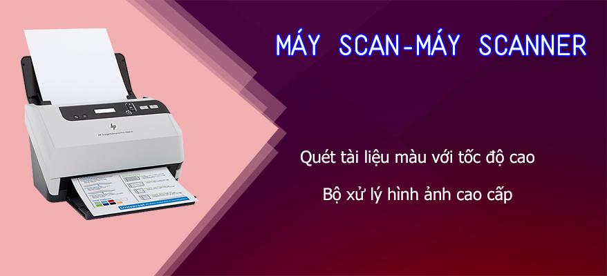 Máy Scan - Máy Scanner